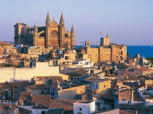 Primer día en Mallorca - Centro de Palma de Mallorca