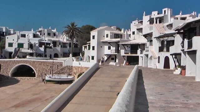 Binibeca en Menorca