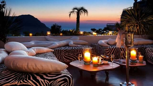 Noches de verano en Ibiza - Café del Mar