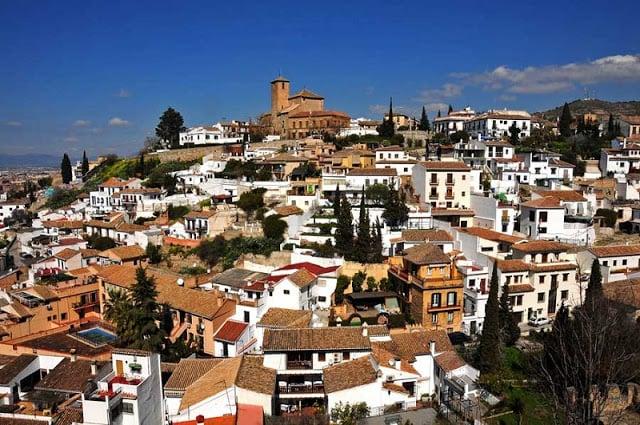 Granada - Barrio Albaicín