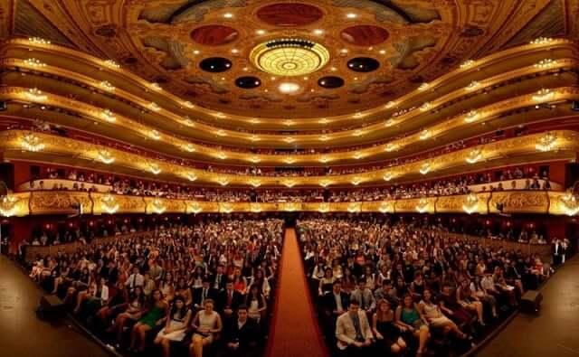 Conciertos y Ópera en Barcelona - Gran Teatre del Liceu