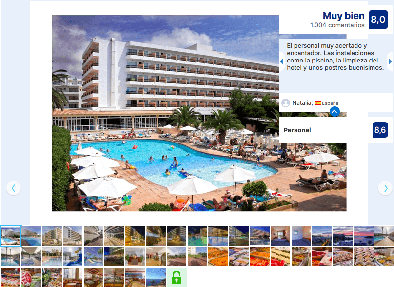 Hotel Caribe en Ibiza