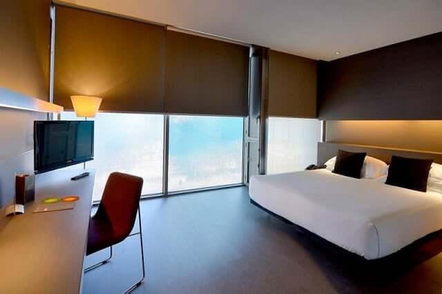 Reservas de hotel en Barcelona