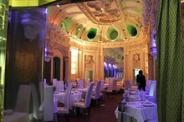 Restaurantes en Madrid - La Capilla de la Bolsa