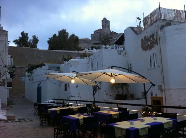 Restaurante Ambits en Ibiza