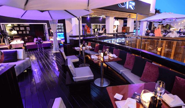 Restaurante Bfor en Ibiza - cerrado