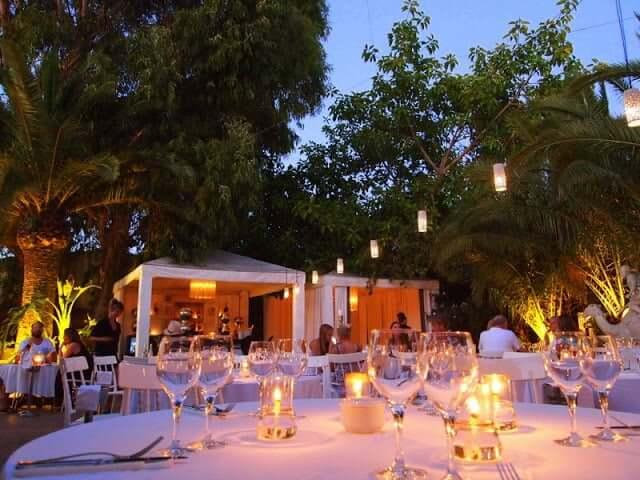 Restaurante El Ayoun en Ibiza - Cerrado