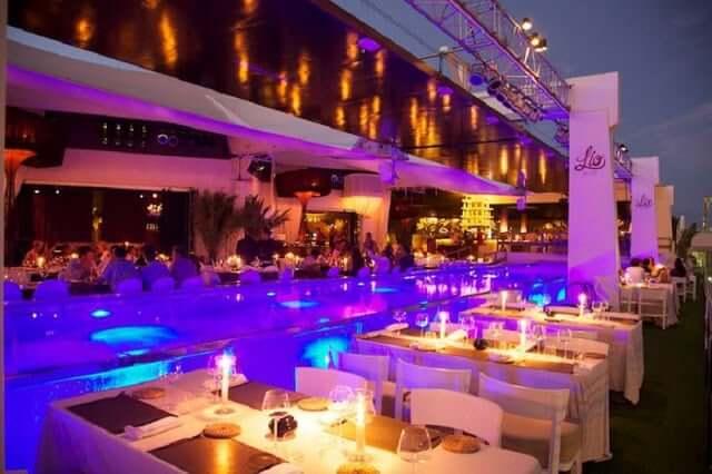Restaurante Lio en Ibiza