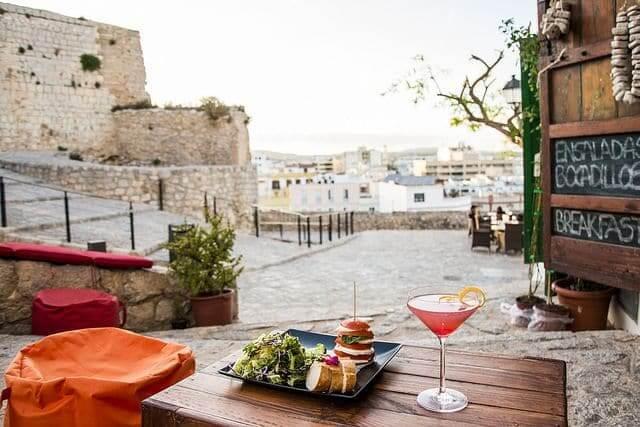 S'Escalinata en Ibiza