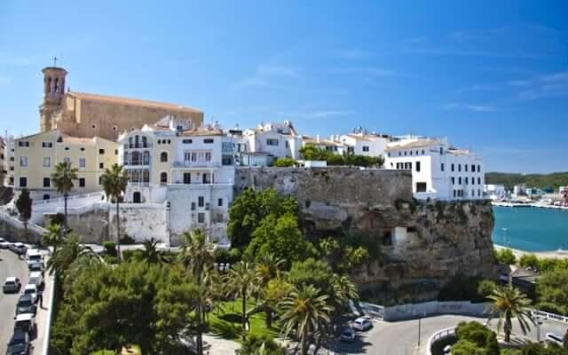 Capital de Menorca: Mahon
