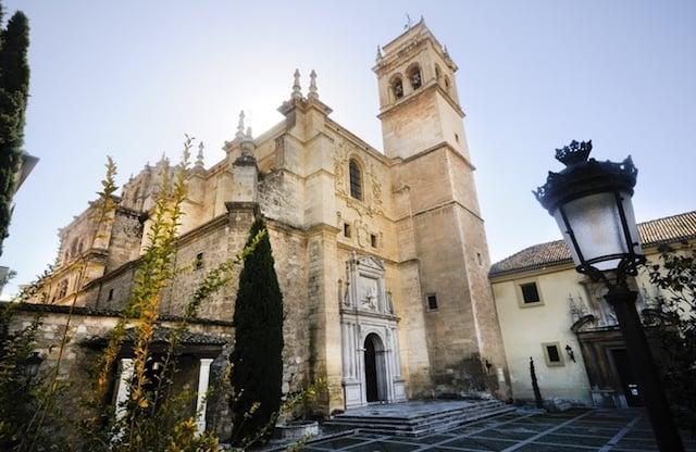 Monasterio de San Jerónimo en Granada