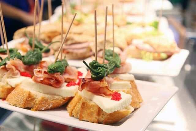 Comida en Barcelona - Tapas