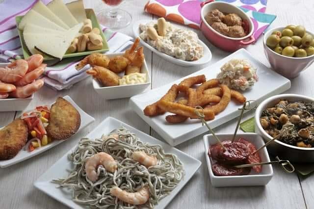 Paseos gastronómicos por Sevilla - tapas