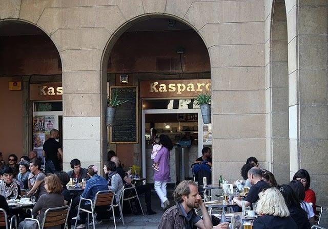Bar Kasparo en Barcelona