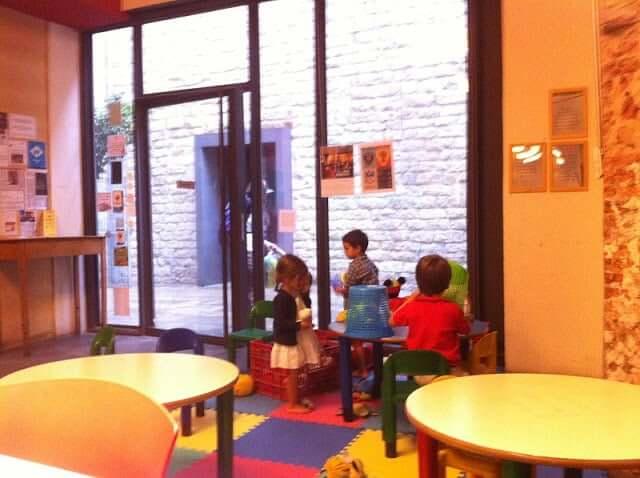 Área para niños