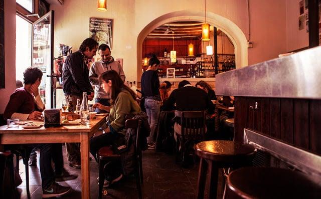 Horarios de las comidas en Barcelona