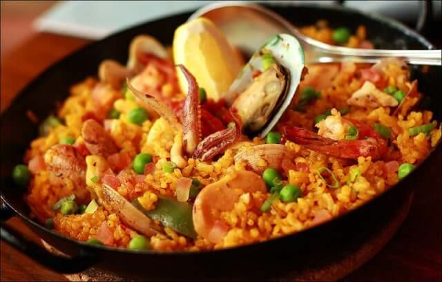 Paseo gastronómico por Valencia- Paella