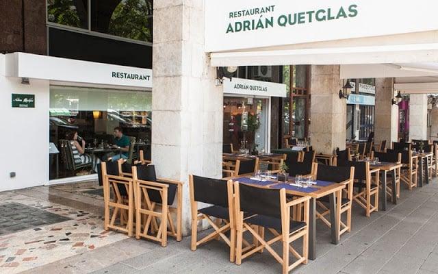 Restaurante Adrian Quetglas en Mallorca
