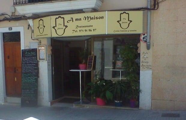 Restaurante A ma Maison en Mallorca