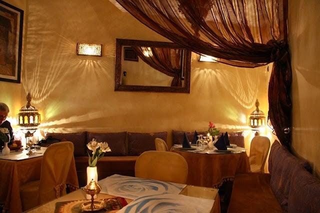 Restaurante Arrayanes en Granada