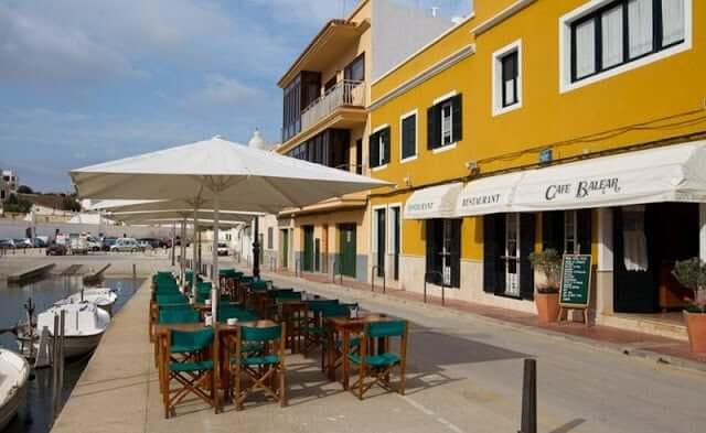 Café Balear en Menorca
