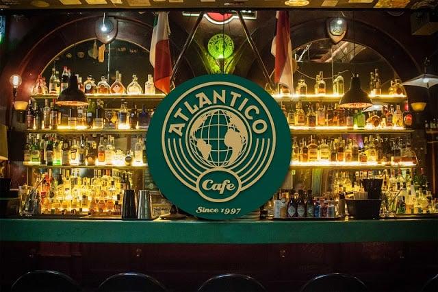 Cafe Atlantico Cocktail Bar en Mallorca