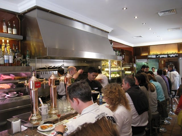 Cal Pep en Barcelona