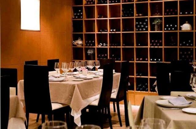 Restaurante Damasqueros en Granada