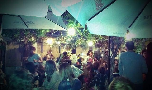 Discoteca El Camborio en Granada