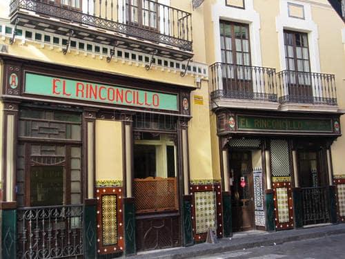 Bar El Rinconcillo en Granada