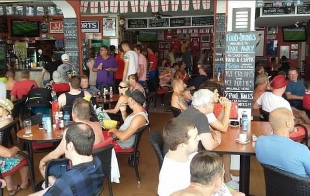 Bar JJ's Sports Lounge en Mallorca