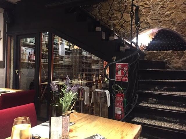 Restaurante La Bodeguilla en Mallorca