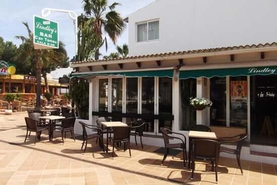 Lindley's Bar en Mallorca