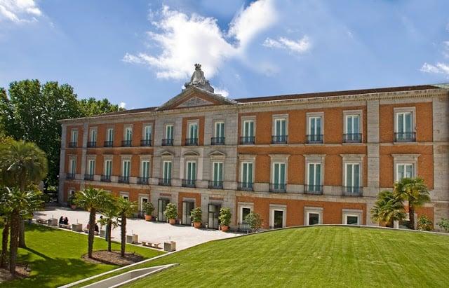 Museo Thyssen en Madrid