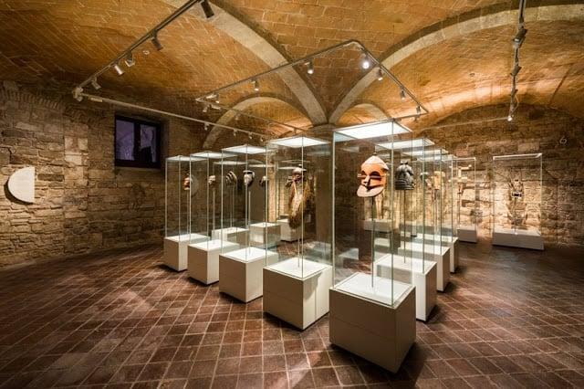 Nuevo Museo de las Culturas del Mundo
