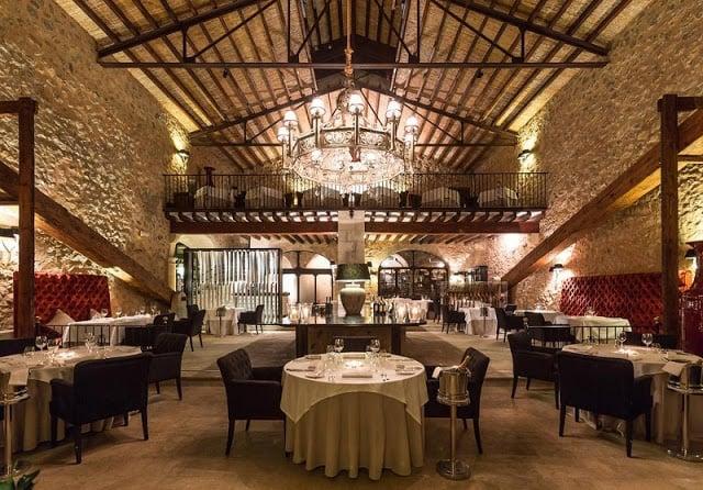 Restaurante Oleum en Mallorca