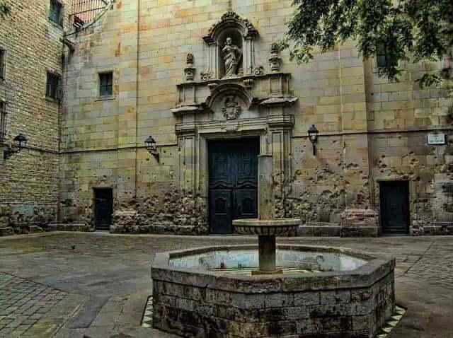 Plaza de San Felipe Neri