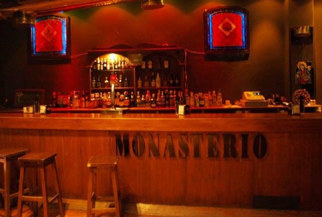 Sala Monasterio en Barcelona