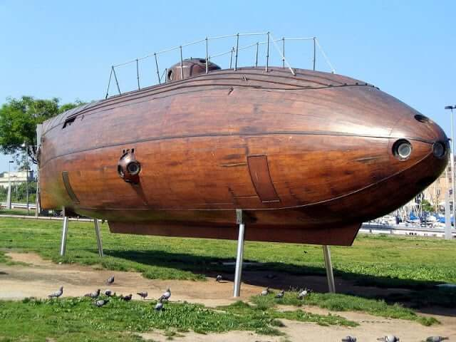 Submarino Ictíneo II