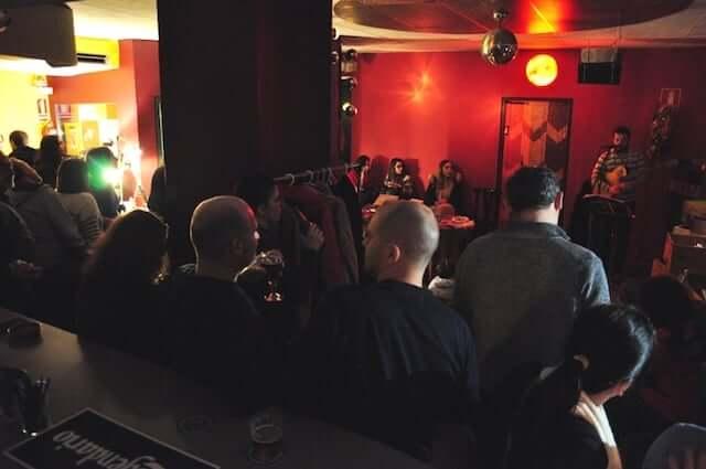 Bar GONG en Valencia
