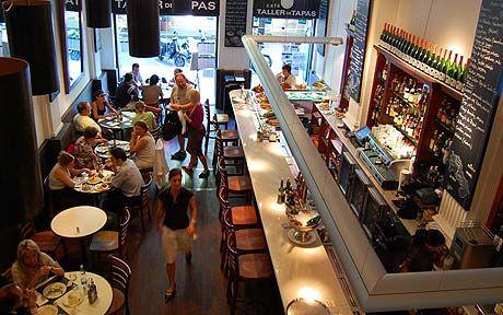 Bar Mundial en Barcelona
