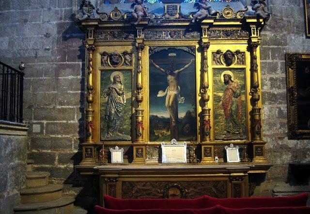 Capillas de la Catedral - Capilla de Santa Ana