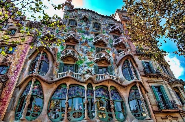 Ruta Gaudí - Casa Batlló
