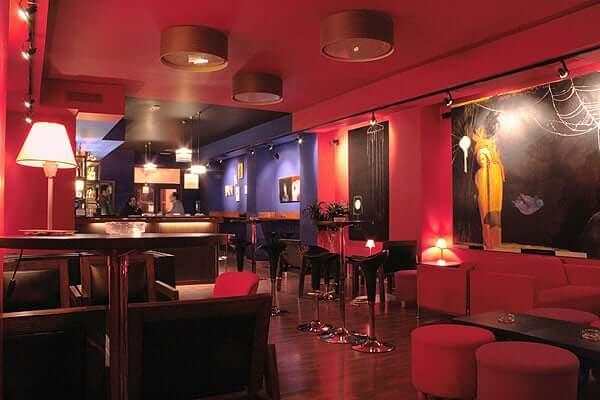 Bar Chaston en Valencia