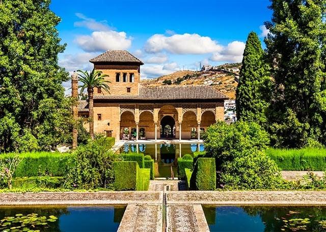 Palacio de Generalife - Granada