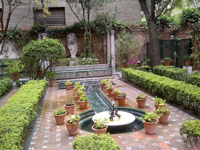Pátio del Museo Sorolla