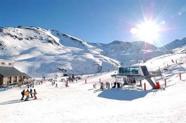 Estación de esquí Boi Taull