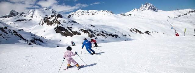 Estación de esquí Formigal - Aragón