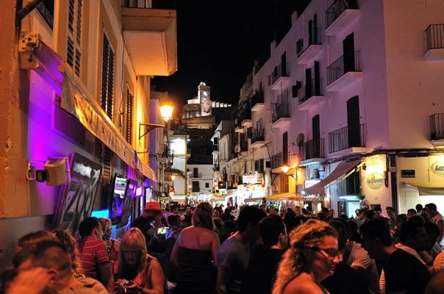 Hospedaje en Ibiza- Centro