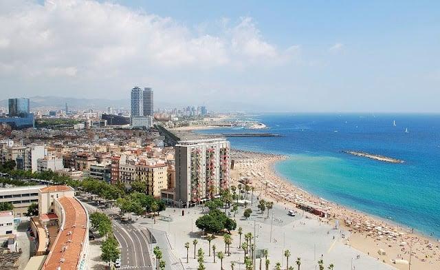 Las mejores épocas para ir a Barcelona